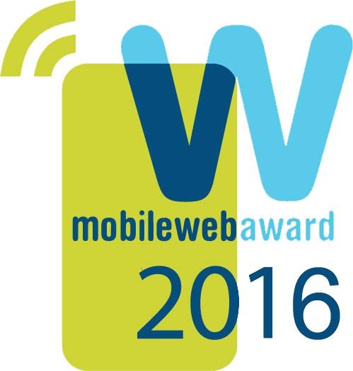 2016 MobileWebAward Trophy